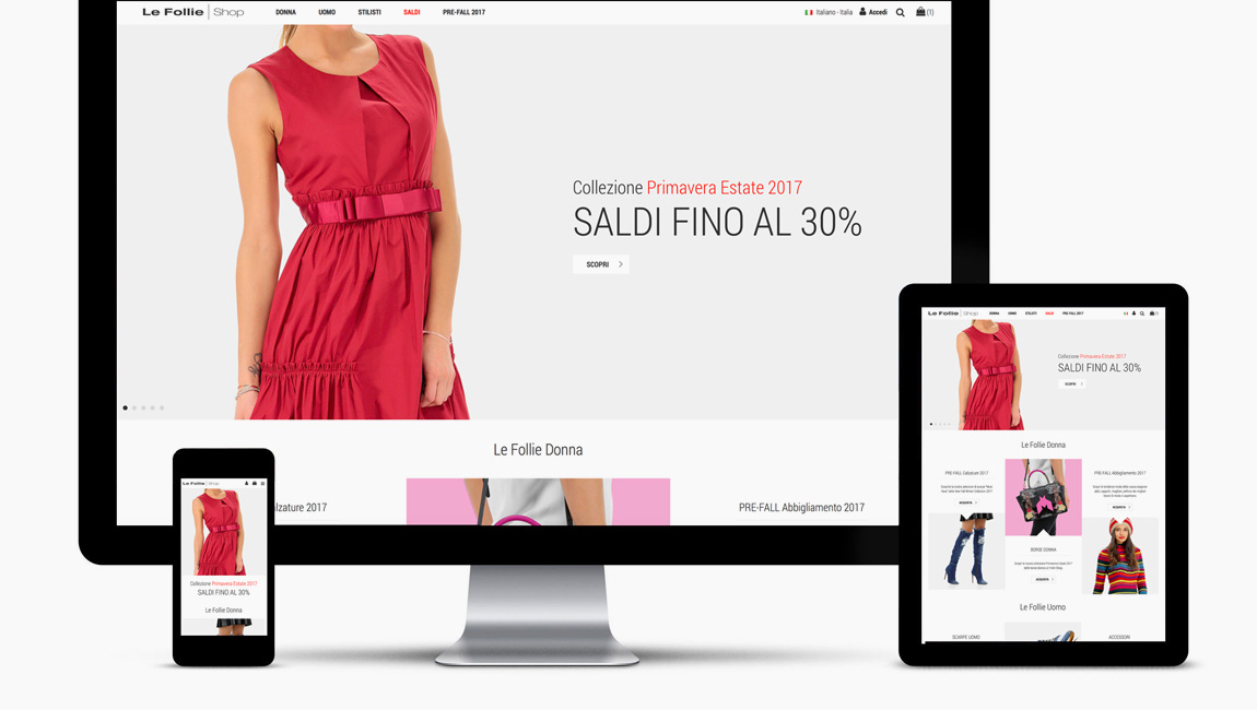 e-commerce calzature